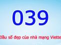 Đầu số 039 là mạng gì? Tìm hiểu về sim đầu số 039